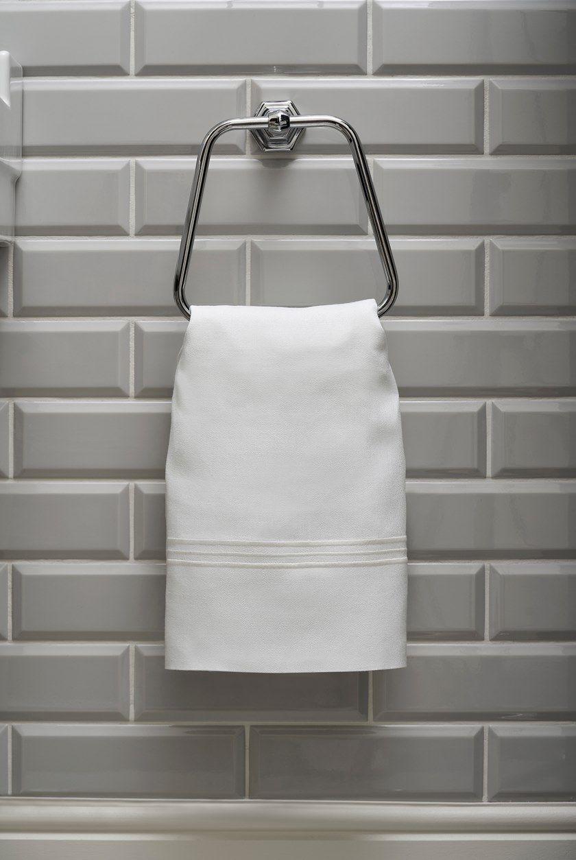 FRETTE   Asciugamano in lino