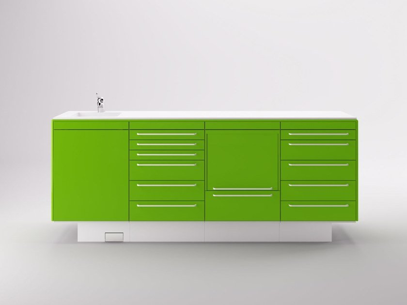 Dental clinic cabinet FRINGE by Dental Art