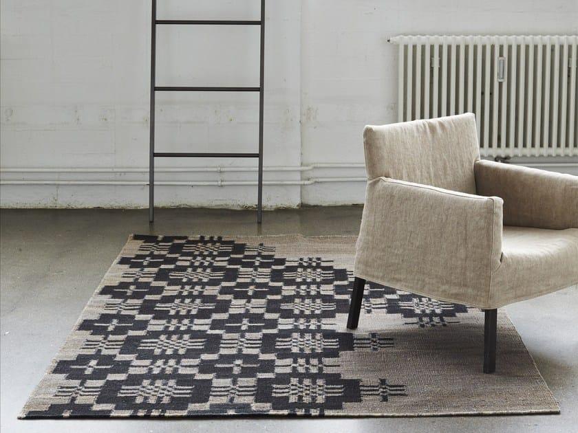 Contemporary style handmade rug FRISS by Massimo Copenhagen