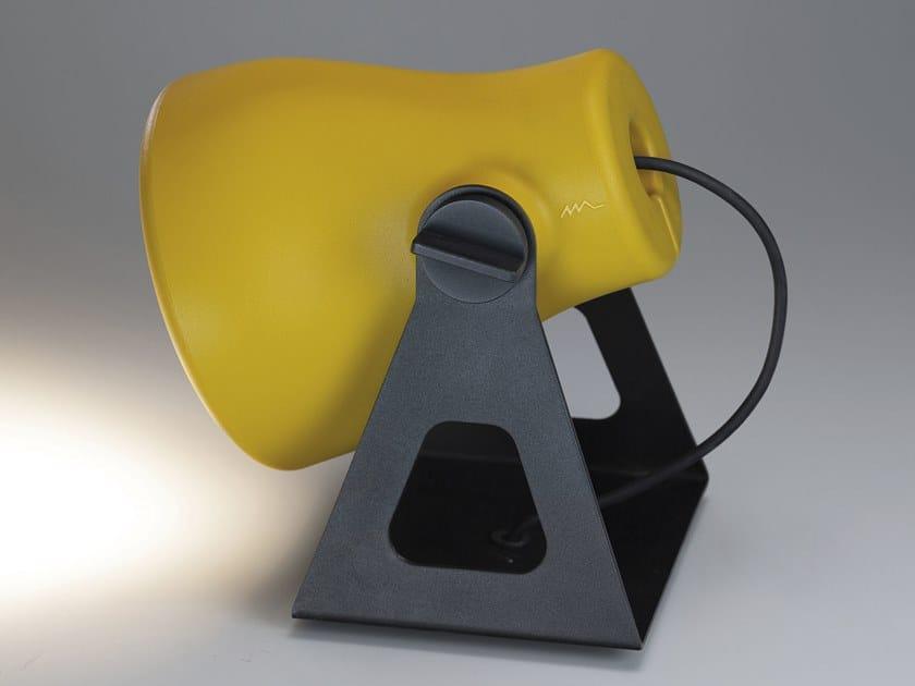 Proiettore per esterno a LED orientabile FROG by Martinelli Luce