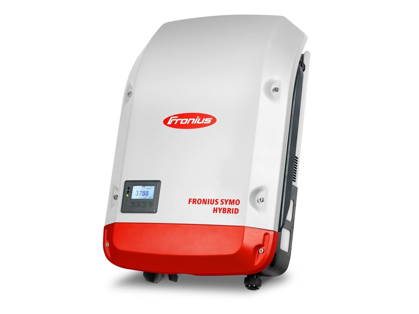 Three-phase Inverter for photovoltaic system FRONIUS HYBRID by Fronius Italia
