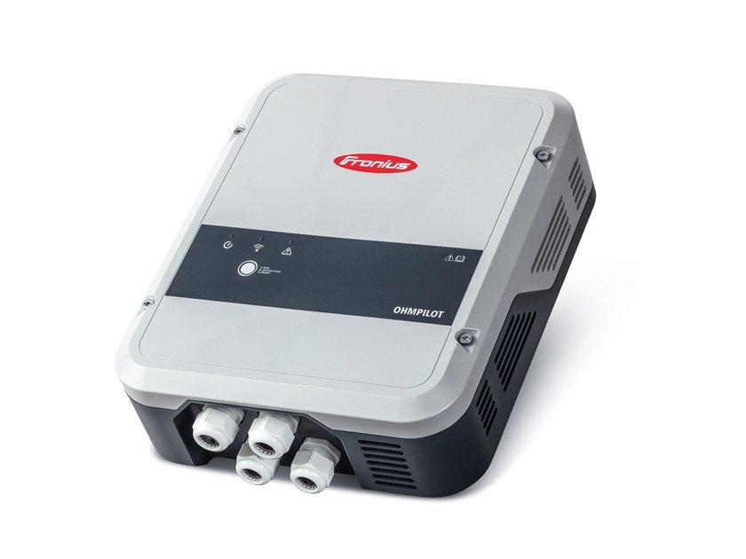 Monitoring system for photovoltaic system FRONIUS OHMPILOT by Fronius Italia