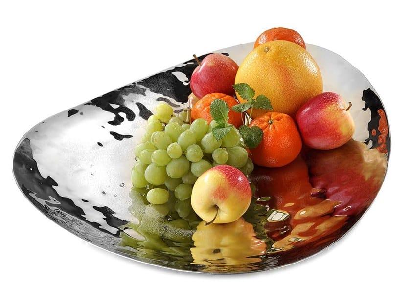 Stainless steel fruit bowl FRUIT BOWL | Fruit bowl by Zieher