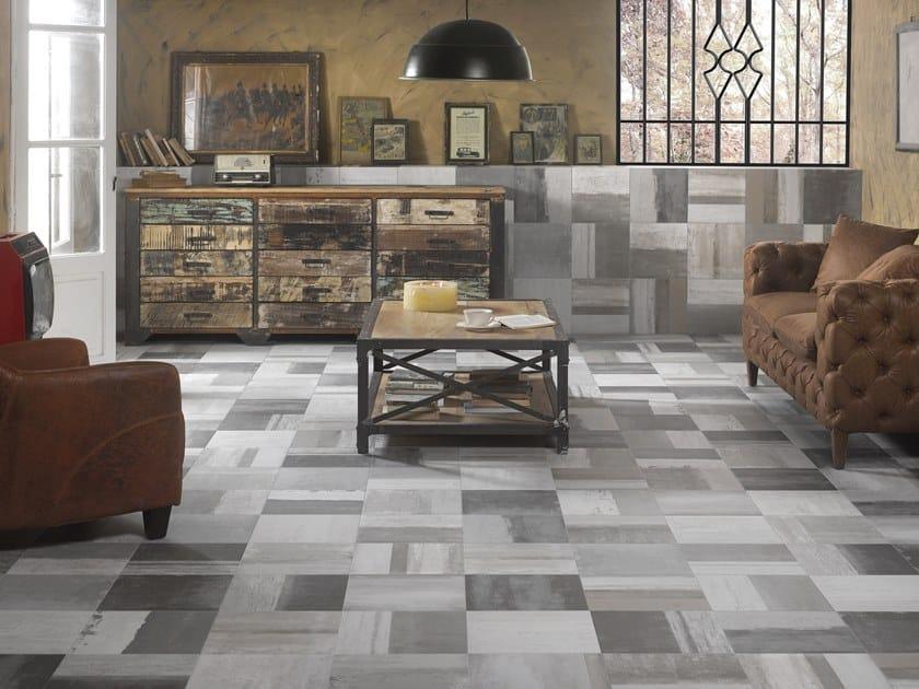 Pavimento/rivestimento in gres porcellanato per interni ed esterni FS NORWICH by PERONDA