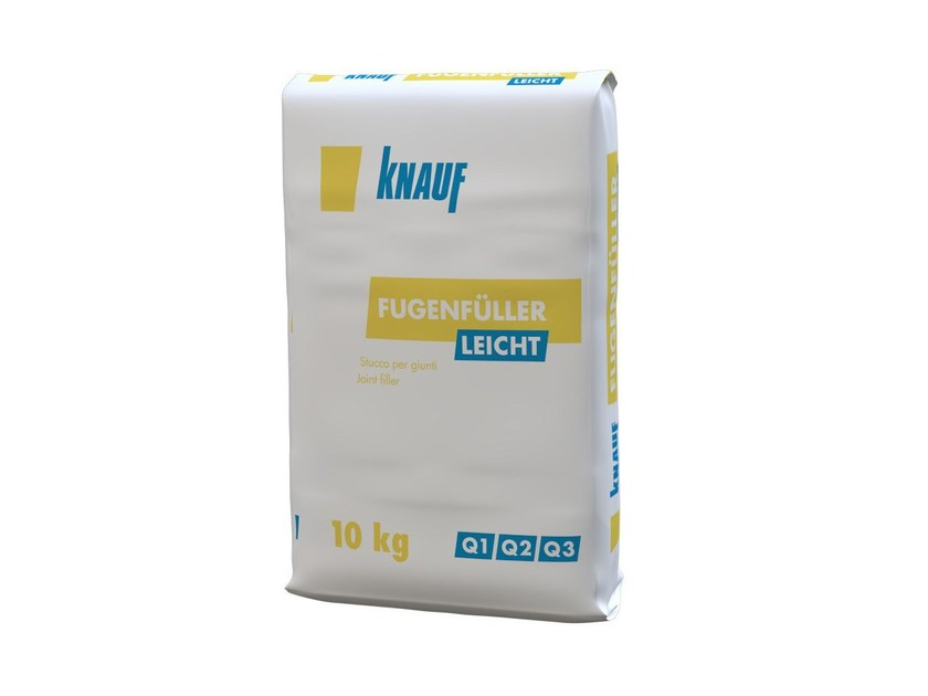 Products for floors and walls installation by Knauf Italia