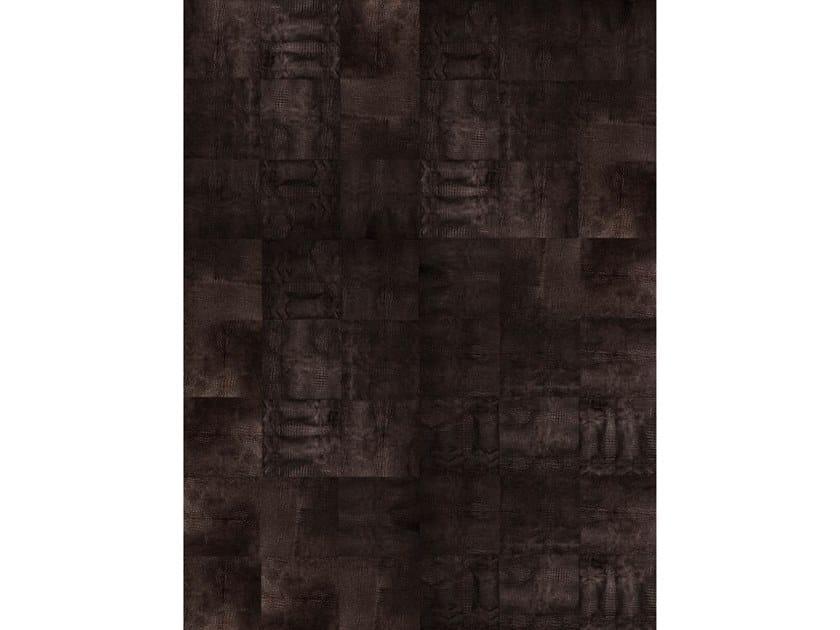 Cowhide rug FULL CROCO by Miyabi casa
