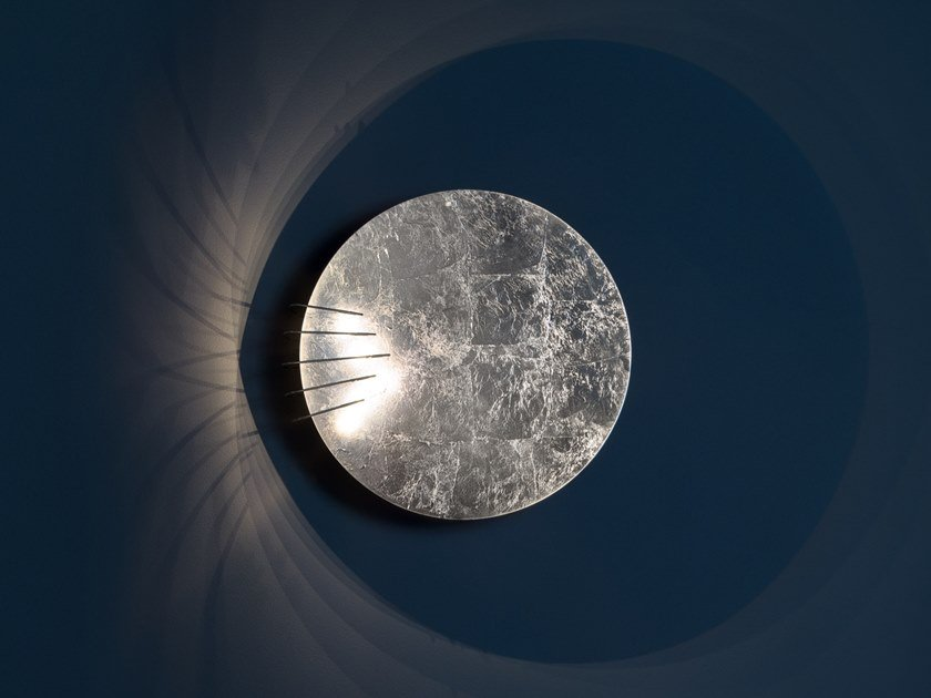 LED wall light FULL MOON by Catellani & Smith