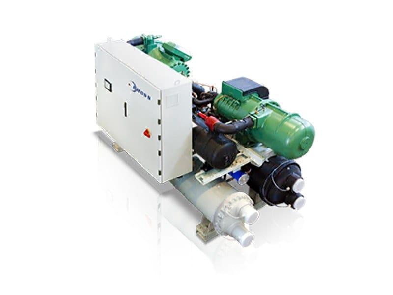 Water refrigeration unit FULLFLOW VFD (1+I) by Rhoss