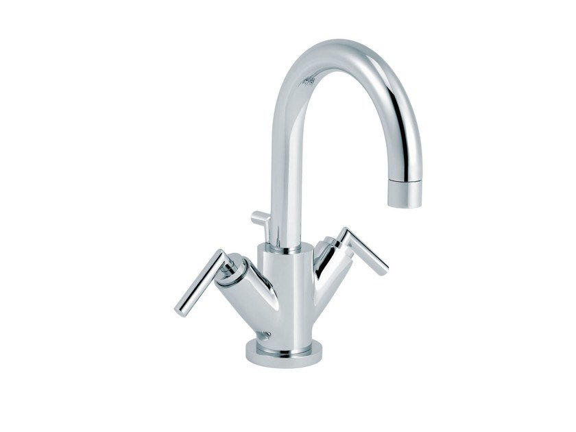 Countertop 1 hole washbasin mixer FUN | Countertop washbasin mixer by rvb