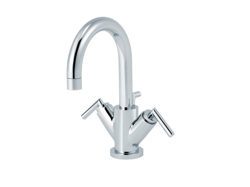Countertop 1 hole washbasin mixer FUN | Washbasin mixer by rvb