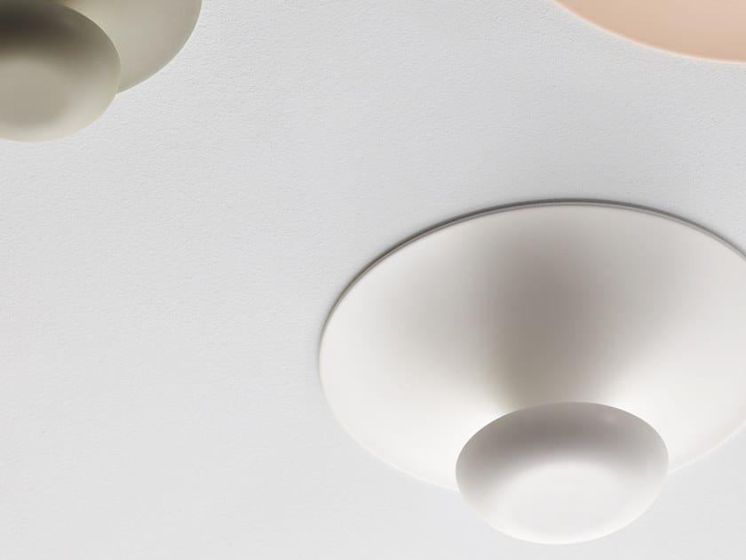 Lampada da soffitto FUNNEL by Vibia