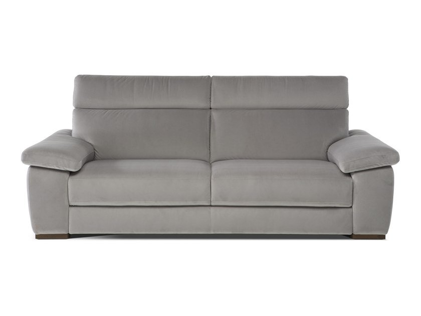 3 seater fabric sofa with electric motion FURORE by Natuzzi