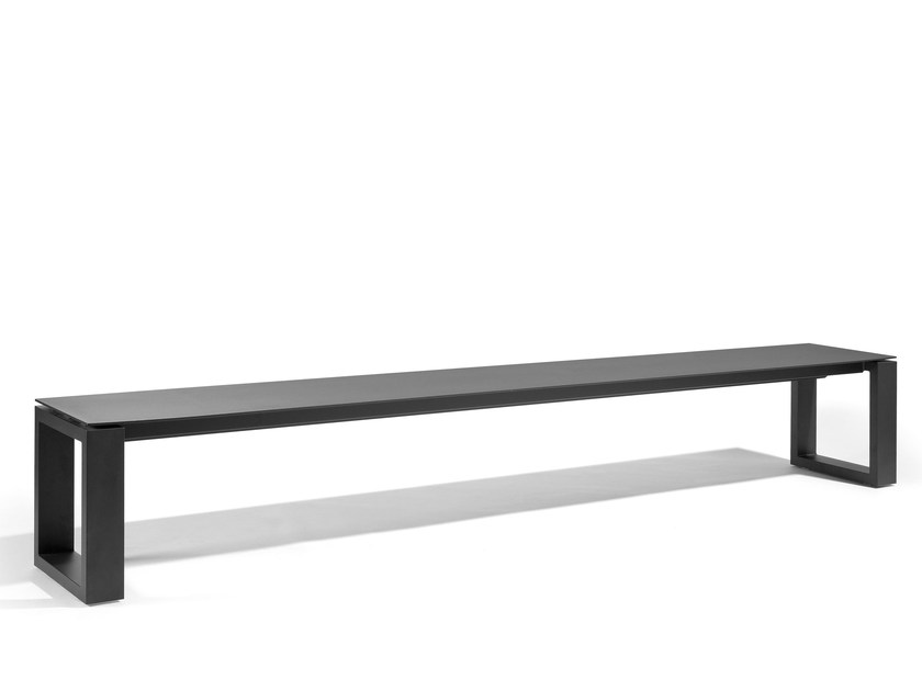 Cool Fuse Garden Bench By Manutti Gmtry Best Dining Table And Chair Ideas Images Gmtryco