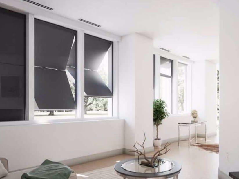 Aluminium panel shutter FUSION by LIKE BLINDS