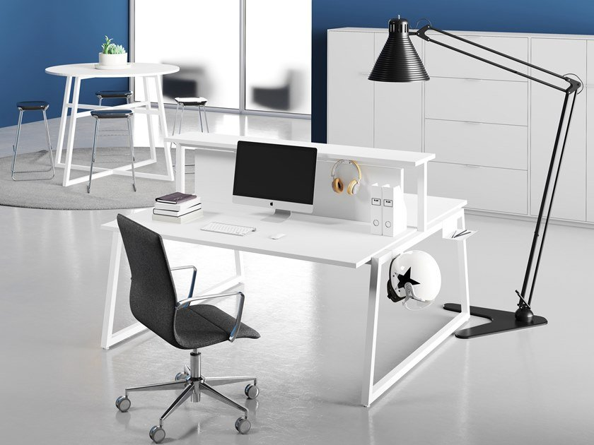 Office workstation FUSION | Office workstation by CUF Milano