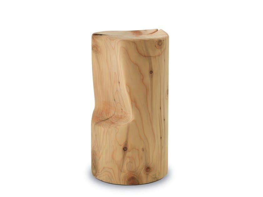Sedie d sgabello in legno schuster materia acca