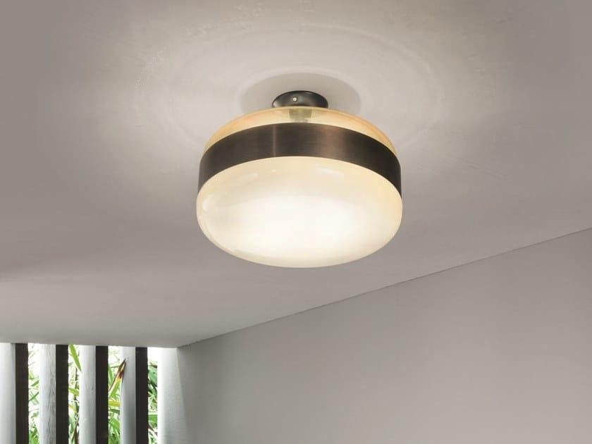 Plafoniere Vetro Di Murano Prezzi : Lampade da soffitto in vetro di murano archiproducts