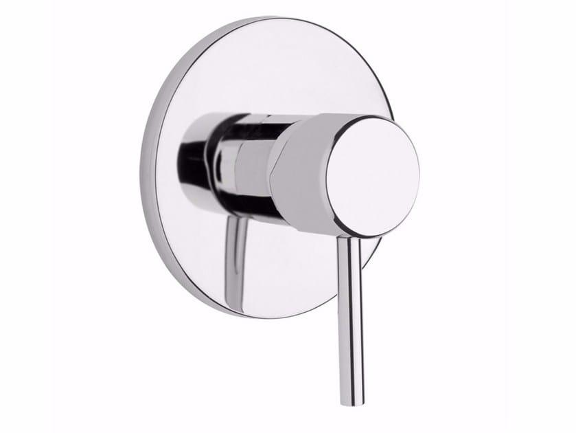 Single handle shower mixer FUTURO - F6515 by Rubinetteria Giulini