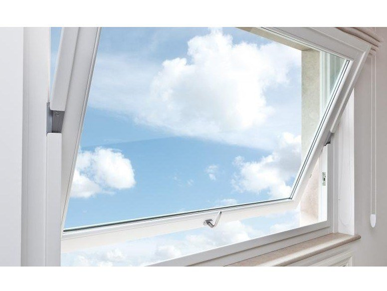 PVC horizontally pivoted window Horizontally pivoted window by PIVA GROUP