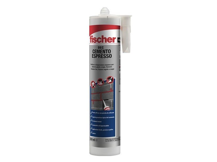 Gypsum and plaster Fischer DEC by fischer italia