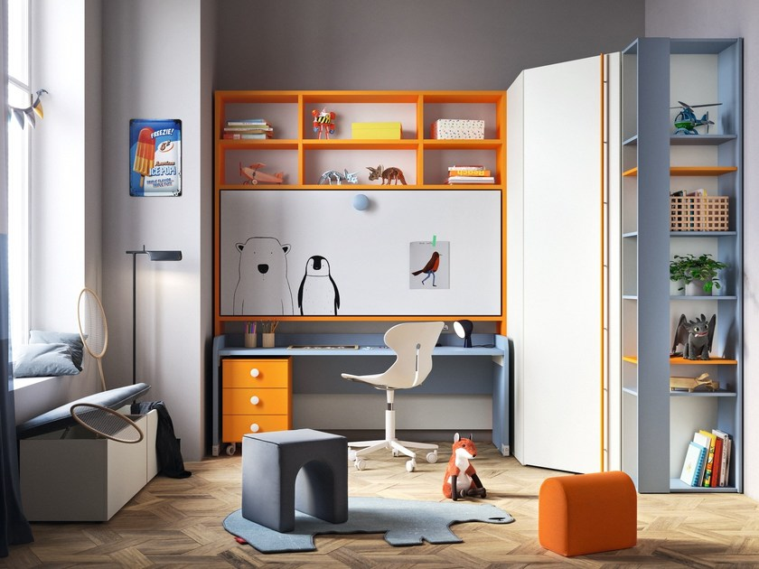 Fitted bedroom set Fitted bedroom set by Nidi