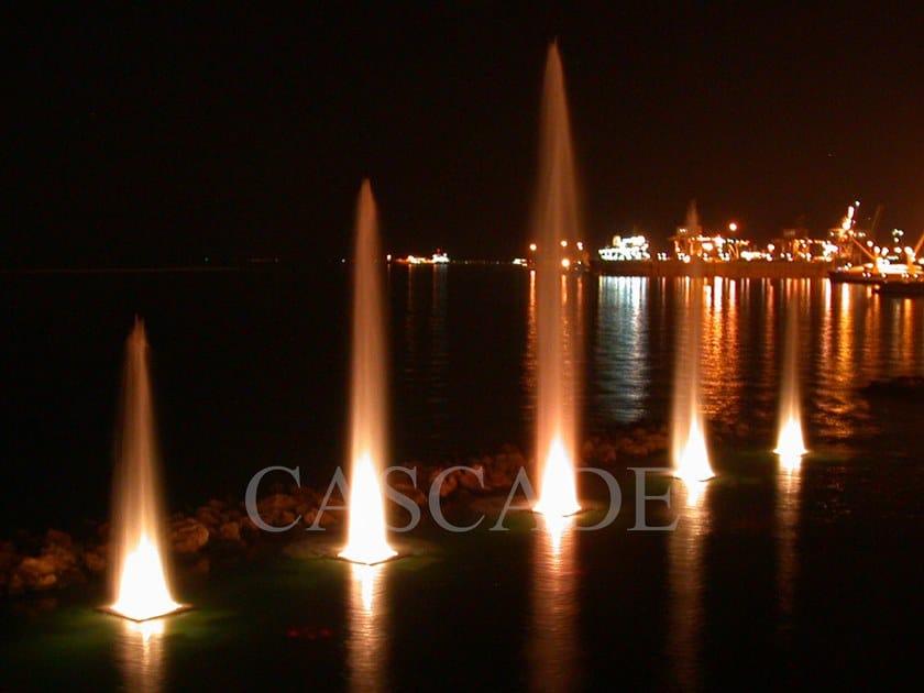 Floating custom Fountain Floating Fountain by CASCADE