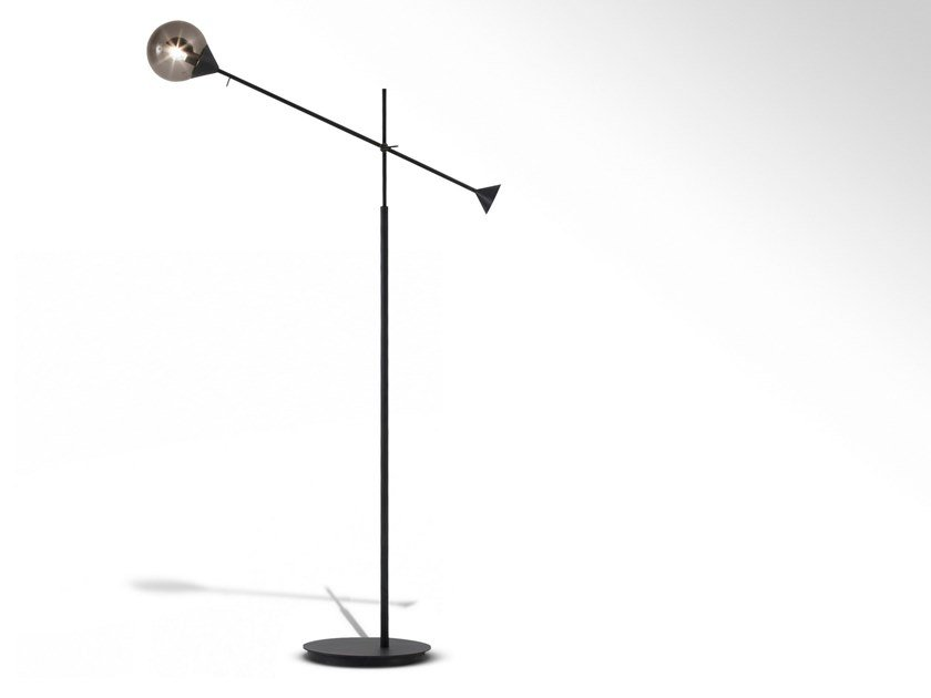 LED floor lamp KENDAMA | Floor lamp by GIORGETTI
