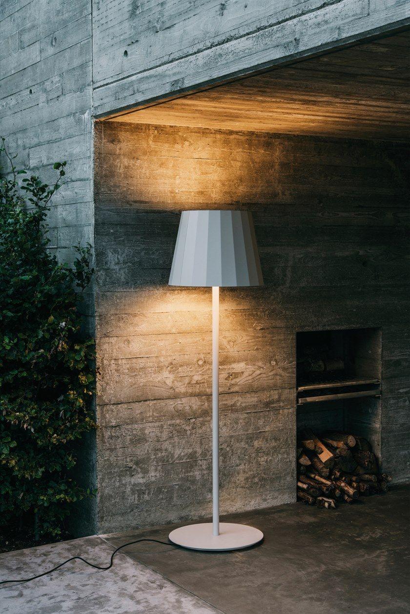 In Terra Per Lampada Esterno Alluminio Da Kettal gyb6f7