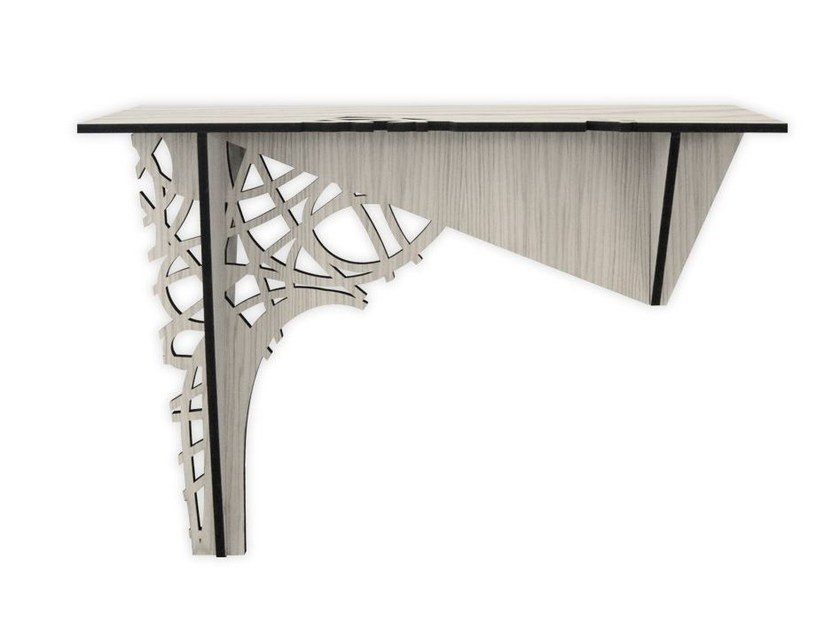 Rectangular MDF console table G-396 | Console table by LAS
