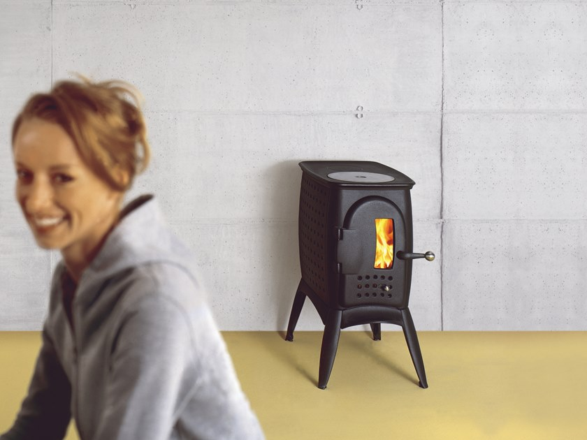 Wood-burning stove G1 by Austroflamm