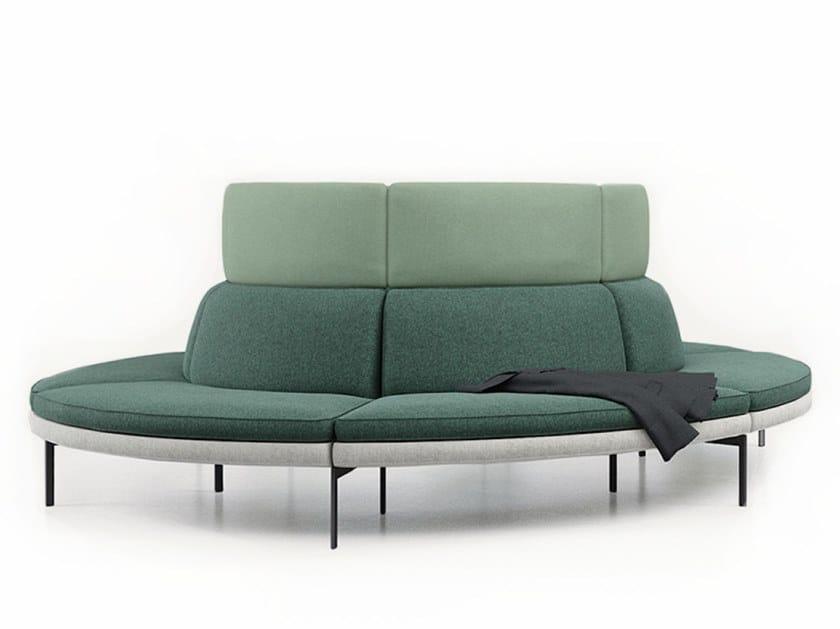 Modulares Sofa GABO   Modulares Sofa by Casala