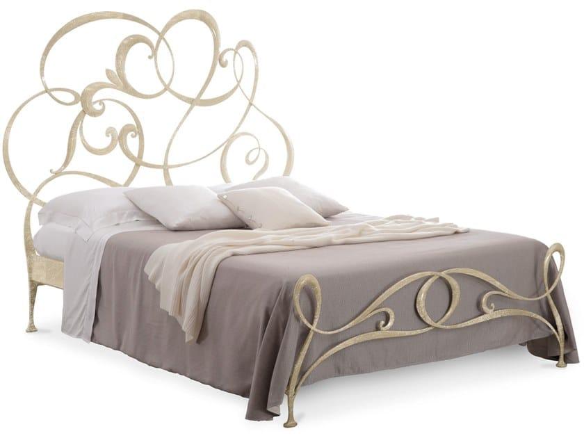 Doppelbett Bett Aus Schmiedeeisen Gabriel By Cantori