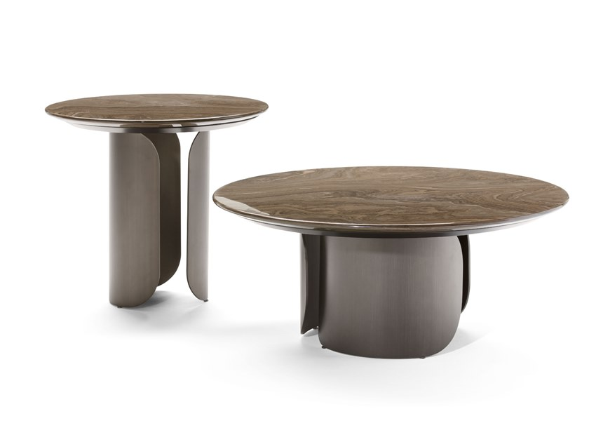 Round coffee table GABRIEL | Coffee table by OPERA CONTEMPORARY