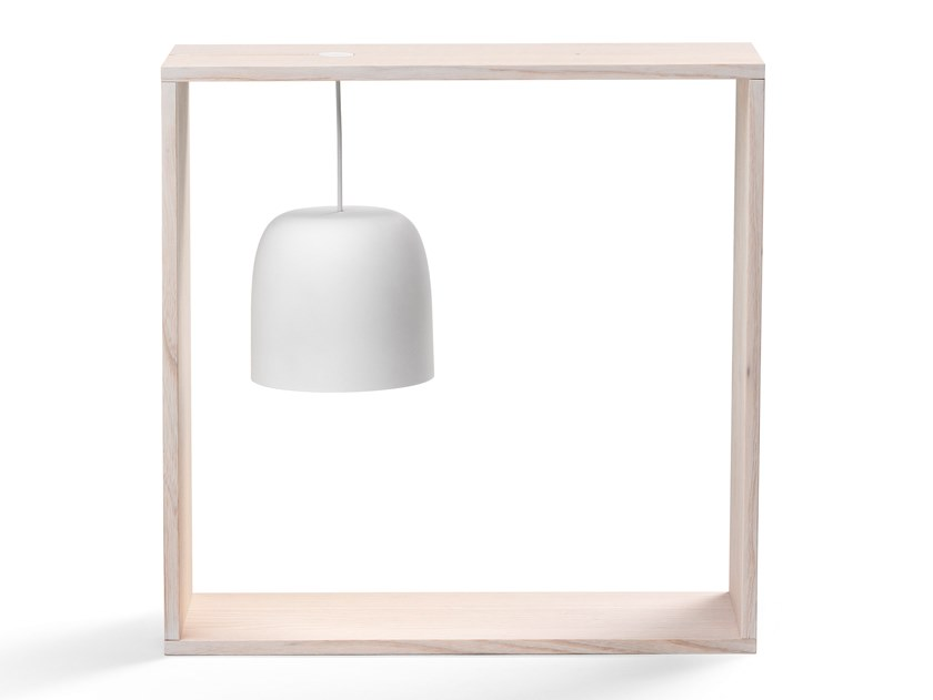 LED direct light table lamp GAKU WIRE by FLOS
