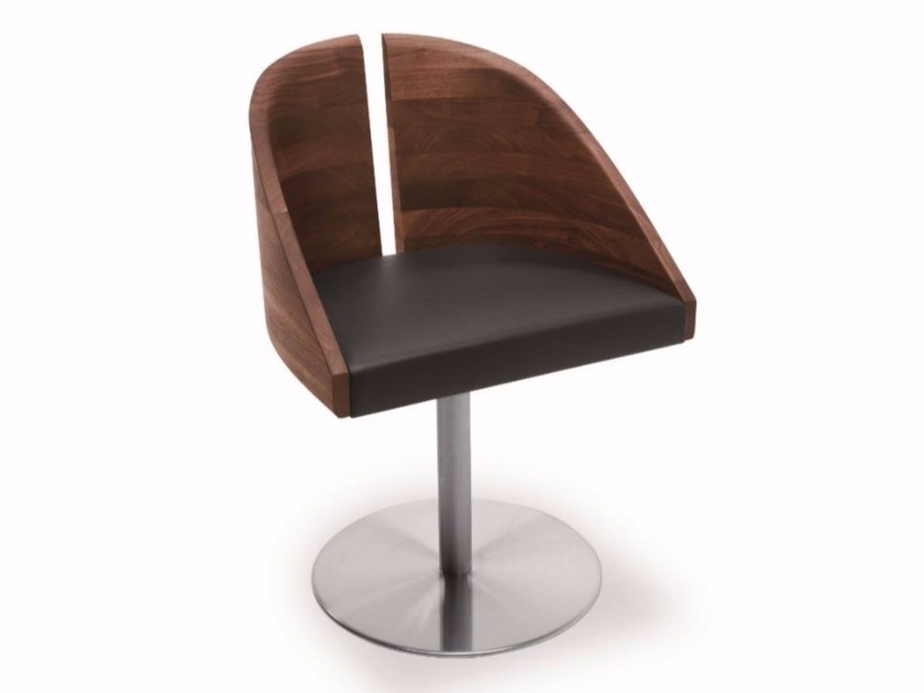 Swivel chair GALA CHAIR by Riva 1920