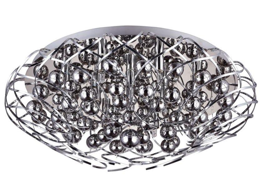 Metal ceiling lamp GALAXY by MAYTONI