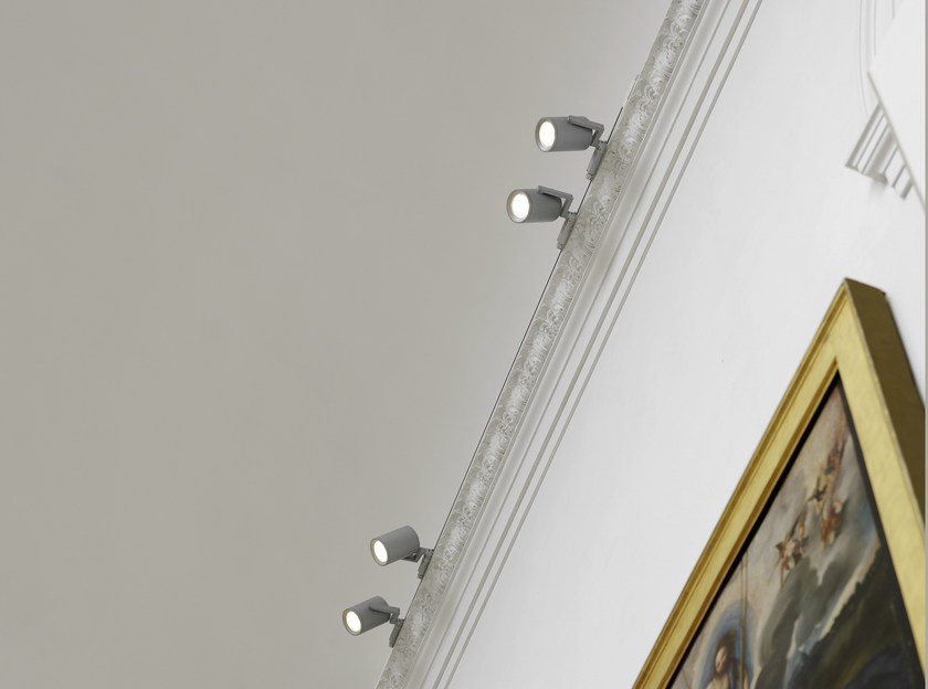 Illuminazione a binario gallery by fontanaarte design metis lighting