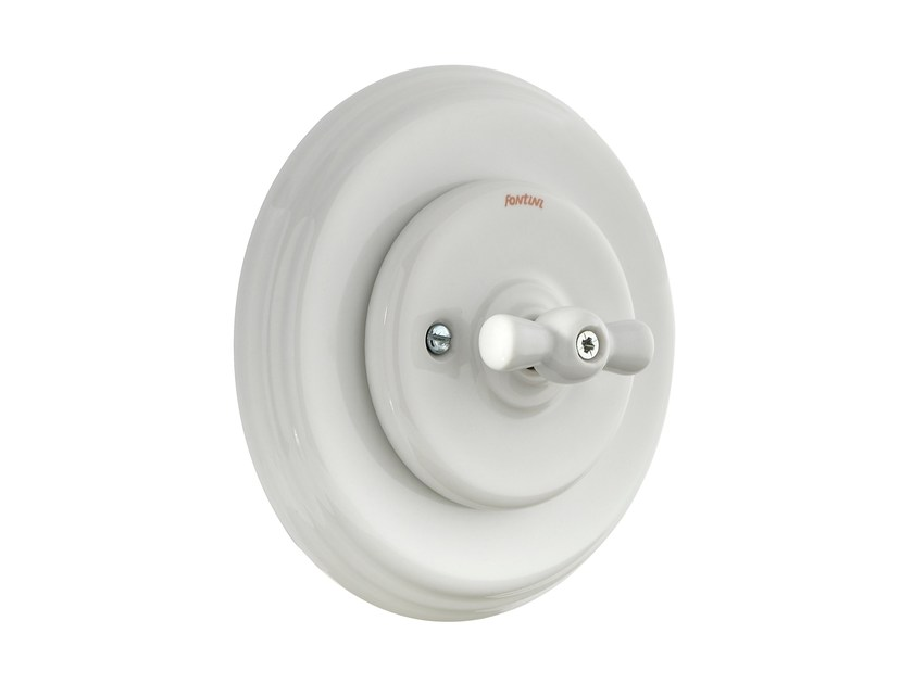 Porcelain wiring accessories GARBY COLONIAL | Porcelain wiring accessories by Fontini group