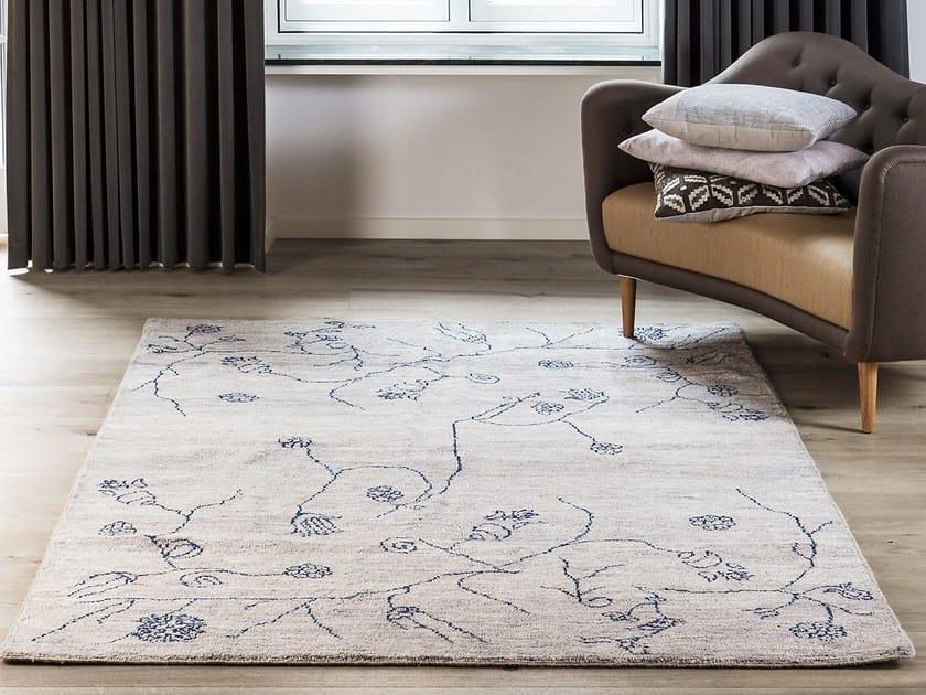 Handmade rug GARDEN by Massimo Copenhagen