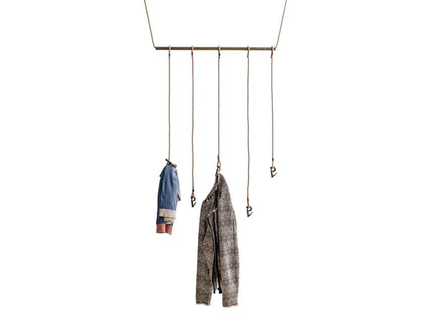 Rope coat rack GARRUCHO by DVELAS