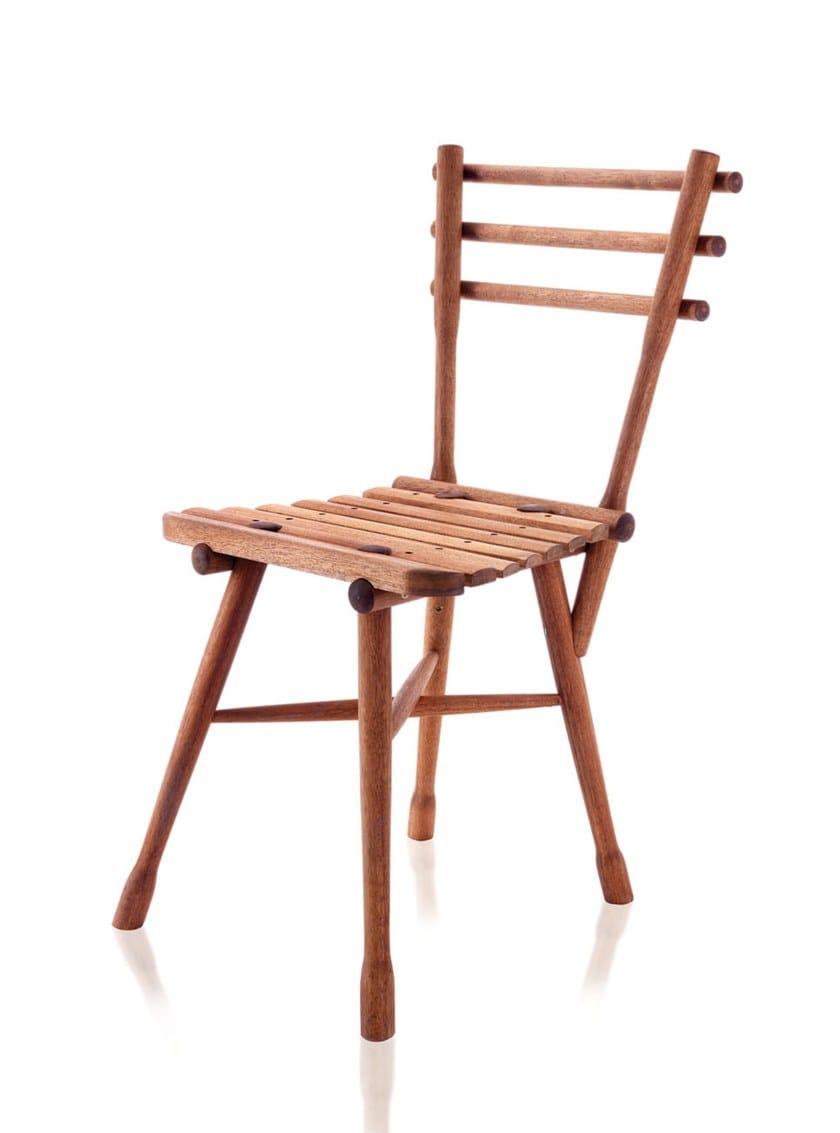 Gartenstuhl design  Acacia garden chair GARTENSTUHL By Wiener GTV Design