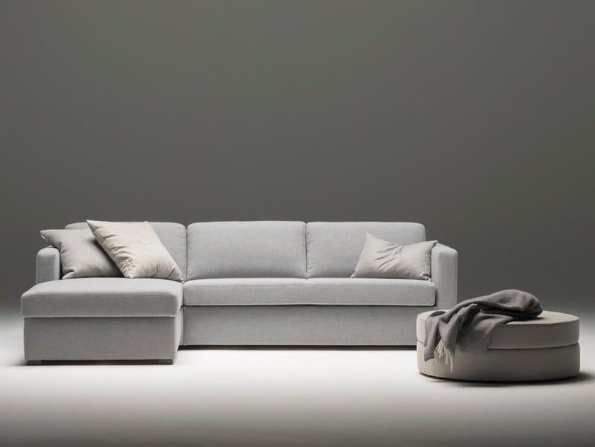 Fabric sofa bed GASTFREUND by Sitzfeldt