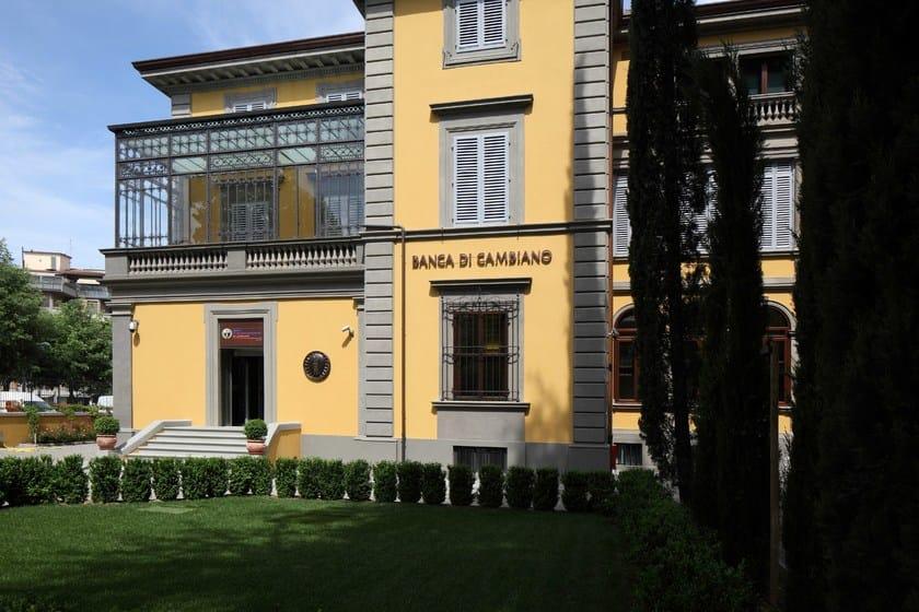 GATE Banco Cambiano Firenze