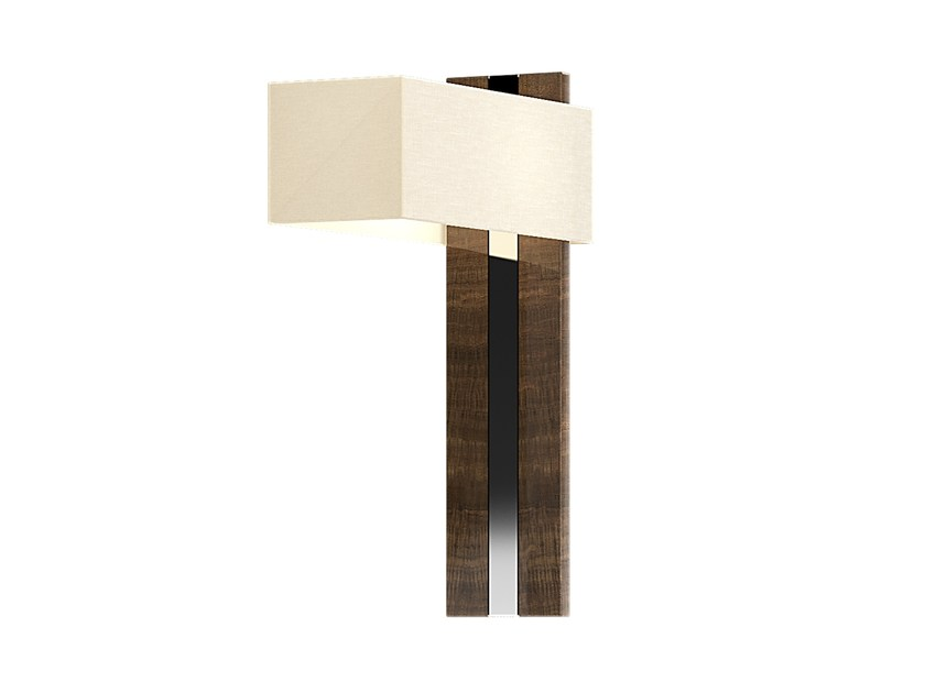 Solid wood wall light GATE | Wall light by Capital Collection