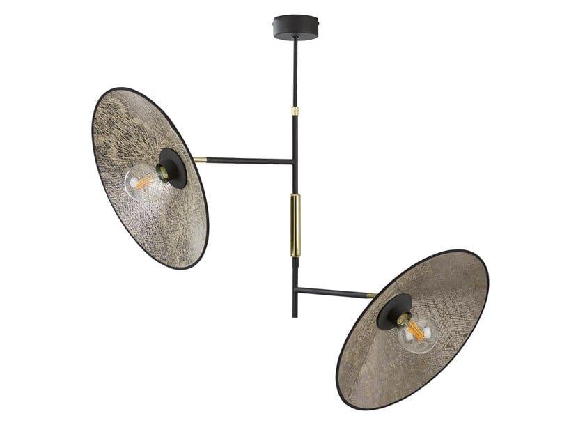 Lampada da soffitto orientabile GATSBY 2L by Market Set