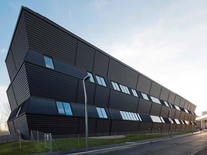 Metal Panel for facade GBS® FACADE by DOMICO