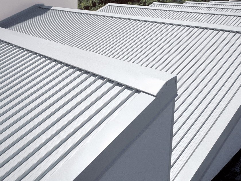 Metal sheet for roof GBS® ROOF by DOMICO