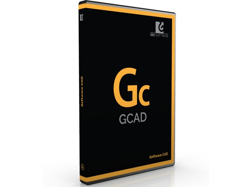 2D & 3D CAD technical design GCAD by GEC Software