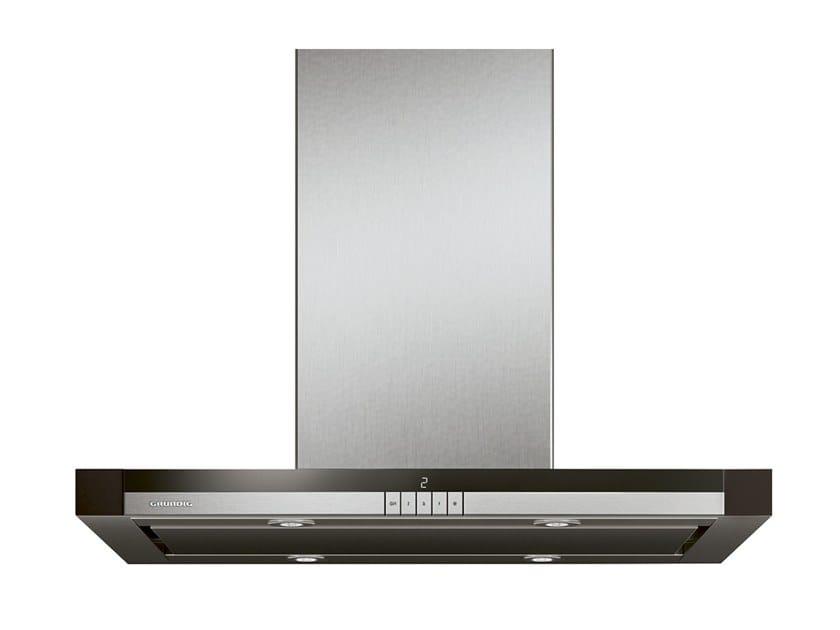 Wall-mounted cooker hood GDI 5795 BXB | Wall-mounted cooker hood by Grundig