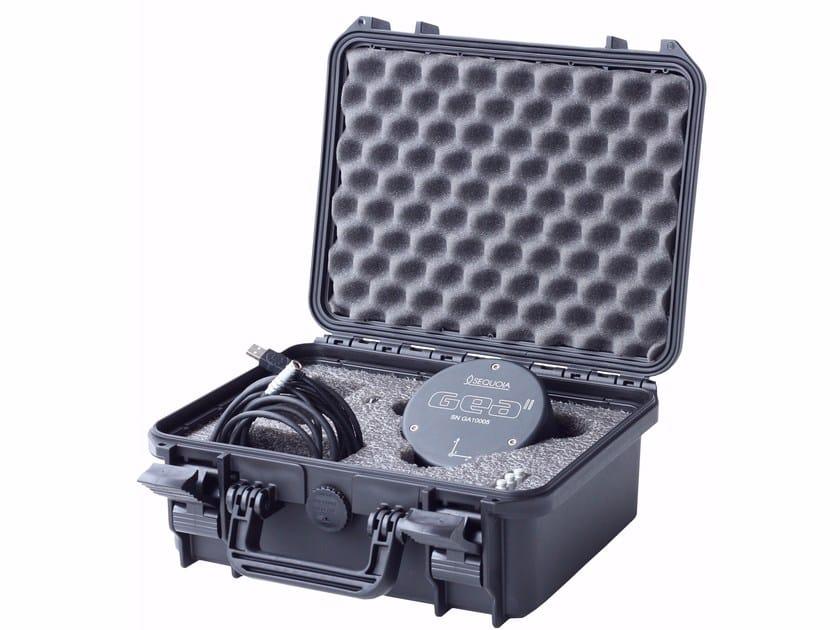 Solution for vibration measurement GEA SYSTEM by NOVATEST